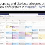 Plan jouw medewerkers gemakkelijk in met Microsoft Shifts