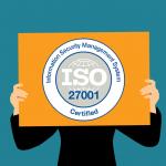 We zijn nu ISO 27001 gecertificeerd!