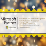 c)solutions is weer Microsoft Gold Partner