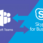 Skype for Business Online naar Teams