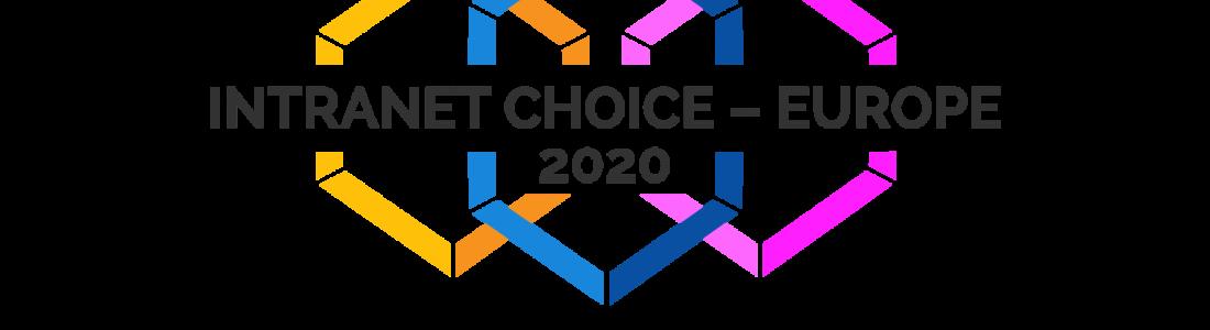 Valo wint Intranet Choice Award 2020
