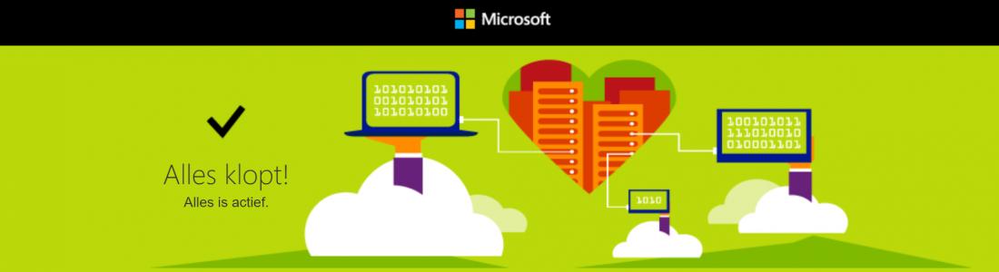 Office 365 Health Check – Werkt alles naar wens?