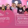 Valo wint award voor beste Intranet/Extranet 2019
