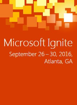 Microsoft Ignite, c)solutions is erbij!