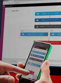Maak je eigen app met Microsoft PowerApps